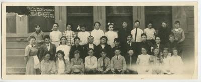 Jefferson School Fifth Grade 1913