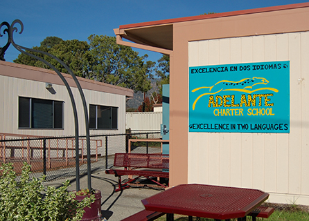 Adelante Charter School building