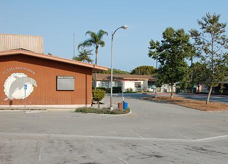 Cleveland Elementary School building