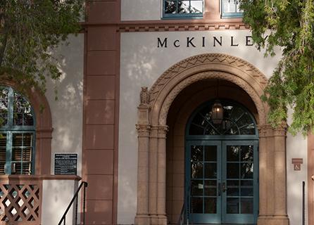 McKinley Elementary School building