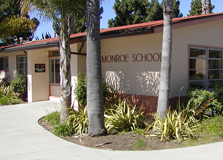 Monroe Elementary School building