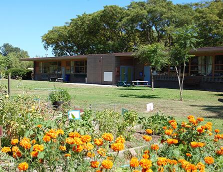Santa Barbara Charter School building