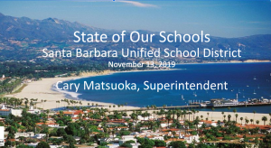 State of our Schools speech