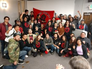 Students celebrate Ethnic Studies as a graduation requirement